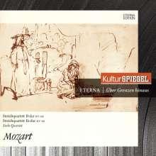 Wolfgang Amadeus Mozart (1756-1791): Streichquartette Nr.16,17,21, CD