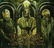 Dawn Of Disease: Crypts Of The Unrotten (Limited Edition), CD