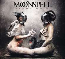Moonspell: Alpha Noir (Limited Edition), 2 CDs