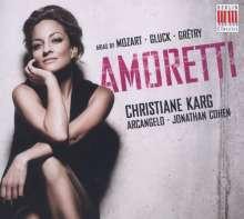 Christiane Karg - Amoretti, CD
