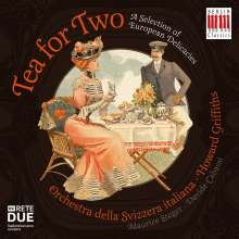 Tea for Two - A Selection of European Delicacies, CD