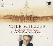 Peter Schreier - Lieder zur Weihnacht in der Dresdner Frauenkirche, CD