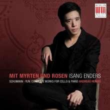 Isang Enders - Mit Myrten und Rosen, CD