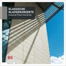 Klassische Klavierkonzerte, 5 CDs
