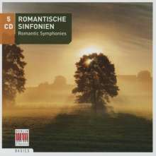 Romantische Symphonien, 5 CDs
