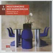Meisterwerke der Kammermusik, 5 CDs