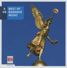 Best of Baroque Music, 5 CDs