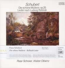 Franz Schubert (1797-1828): Die schöne Müllerin D.795 (180g), 2 LPs