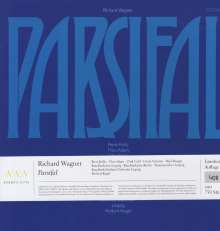 Richard Wagner (1813-1883): Parsifal (180g), 5 LPs