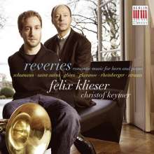 Felix Klieser – Reveries, CD