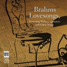 Johannes Brahms (1833-1897): Liebeslieder-Walzer op.52 & 65, 2 CDs