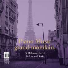 Piano Music grand-mondain, 2 CDs