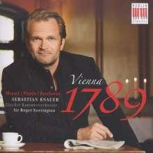 Sebastian Knauer - Vienna 1789, CD