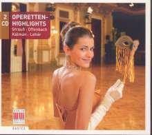 Operetten-Highlights, CD