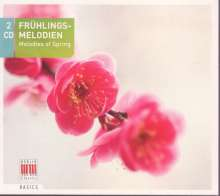 "Berlin Classics-Sampler ""Frühlingsmelodien"", 2 CDs"