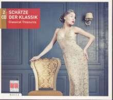 """Berlin Classics Sampler """"Schätze der Klassik"""", 2 CDs"""