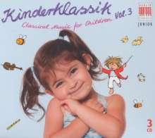 Kinderklassik Vol.3, 3 CDs
