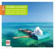 Summer Classics, 3 CDs