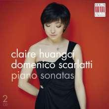Domenico Scarlatti (1685-1757): Klaviersonaten, 2 CDs
