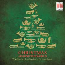 German Brass - Christmas around the World, CD