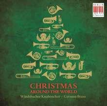 German Brass - Christmas around the World, CD