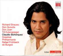 Richard Strauss (1864-1949): Don Juan op.20, CD