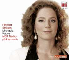 Richard Strauss (1864-1949): Orchesterlieder, CD