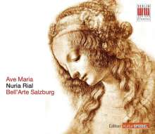 Nuria Rial - Ave Maria, CD