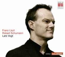 Lars Vogt - Schumann & Liszt, CD