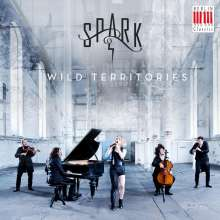 Spark - Wild Territories, CD