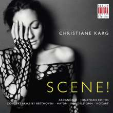 Christiane Karg - Scene!, CD