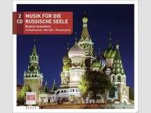 Musik für die russische Seele, 2 CDs