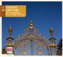 Toccata und Fuge - Barocke Highlights, 2 CDs