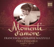 Pera Ensemble - Momenti d'amore, CD