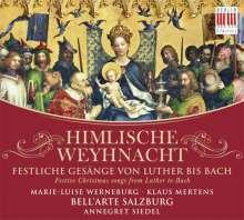 Himlische Weyhnacht - Festliche Gesänge von Luther bis Bach, CD