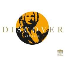Discover Vivaldi, CD