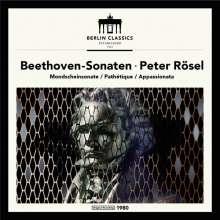 Ludwig van Beethoven (1770-1827): Klaviersonaten Nr.8,14,23, CD