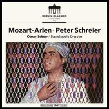 Peter Schreier singt Mozart-Arien (180g), LP