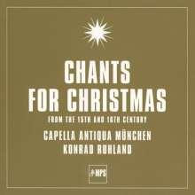 Capella Antiqua München - Chants for Christmas (180g), LP
