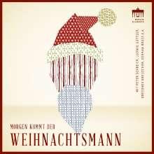 Morgen kommt der Weihnachtsmann, CD