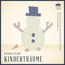 Weihnachtliche Kinderträume, CD