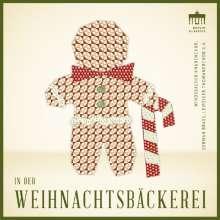 In der Weihnachtsbäckerei, CD