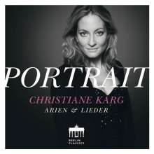 Christiane Karg - Portrait, CD