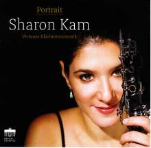 Sharon Kam - Virtuose Klarinettenmusik, CD