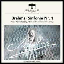 Johannes Brahms (1833-1897): Symphonie Nr.1, LP
