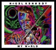Nigel Kennedy (geb. 1956): My World, CD