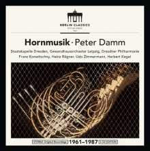 Peter Damm - Hornmusik, 6 CDs