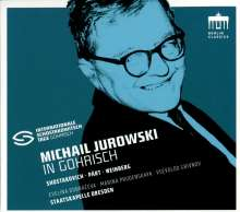 Michail Jurowski in Gohrisch - Internationale Schostakowitsch Tage, CD
