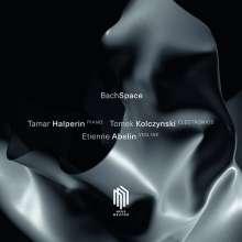 BachSpace, CD