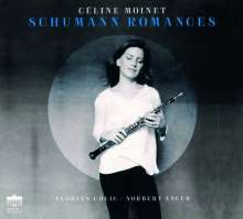 "Robert Schumann (1810-1856): Kammermusik mit Oboe ""Romances"", CD"